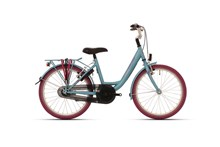 "ALDO 20"" WAVE Fiets mat Blue lake Pink"