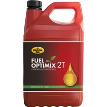 Kroon oil Fuel Optimix 2T alkylaatbenzine 5 liter