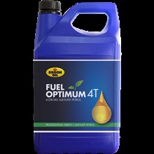 Kroon oil Fuel Optimum 4T alkylaatbenzine 5 liter